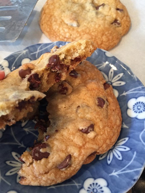 Classic Chocolate Chip Cookie (A Seat at the Table)