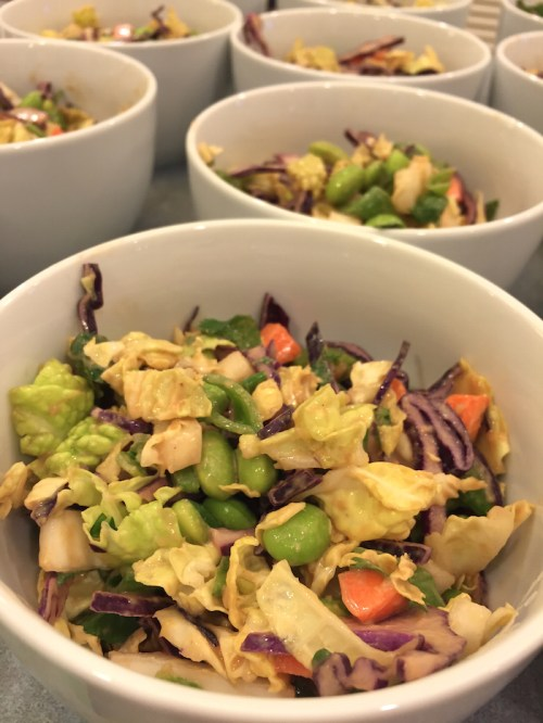 Thai Cabbage Salad (A Seat at the Table)