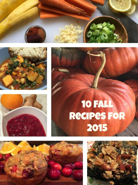 10 Fall Recipes for 2015 (A Seat at the Table)