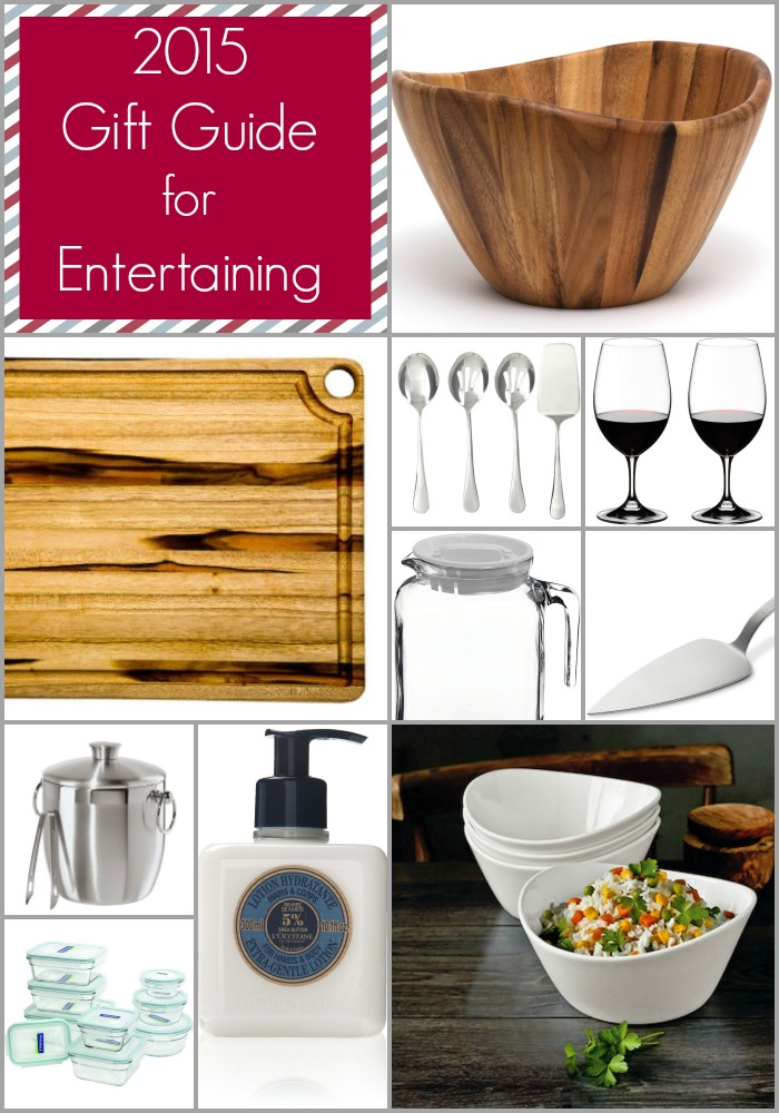 2015 Gift Guide for Entertaining (A Seat at the Table)