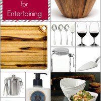 2015 Gift Guide for Entertaining