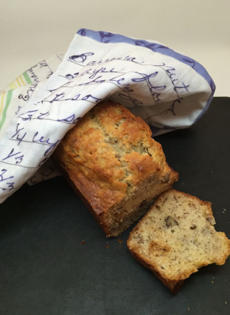 Grandma Helland's Banana Bread (A Seat at the Table)