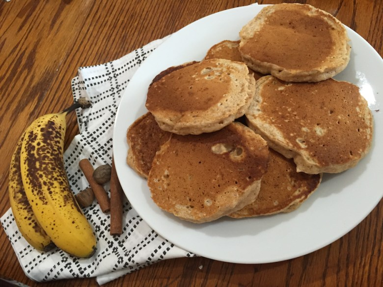 Banana Pancakes (A Seat at the Table)