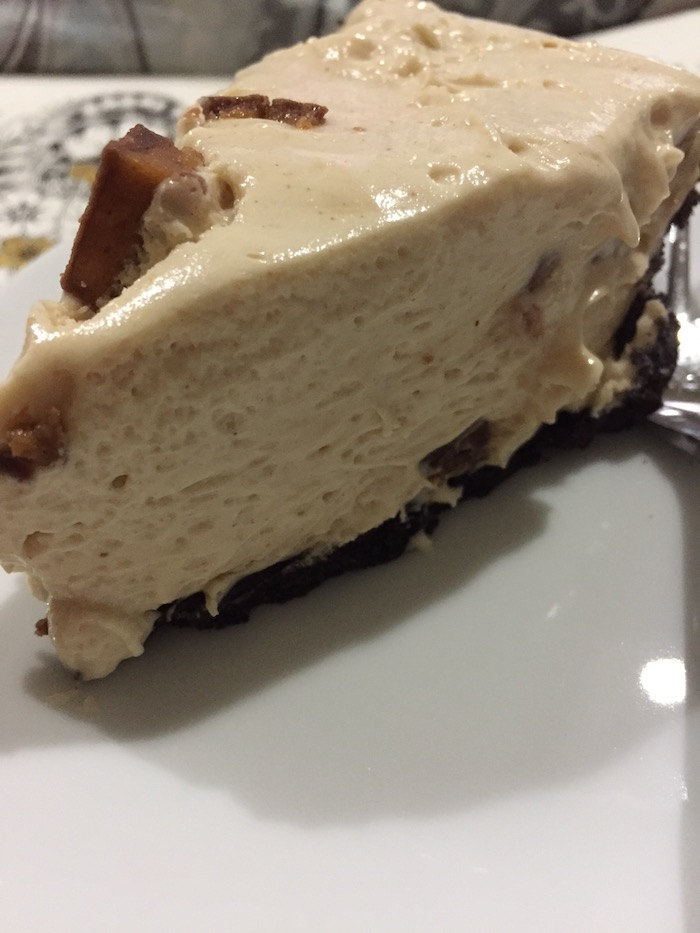 Reese's Peanut Butter Pie Slice (A Seat at the Table)