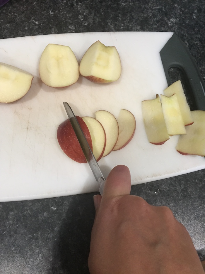Sliced Apple (A Seat at the Table)