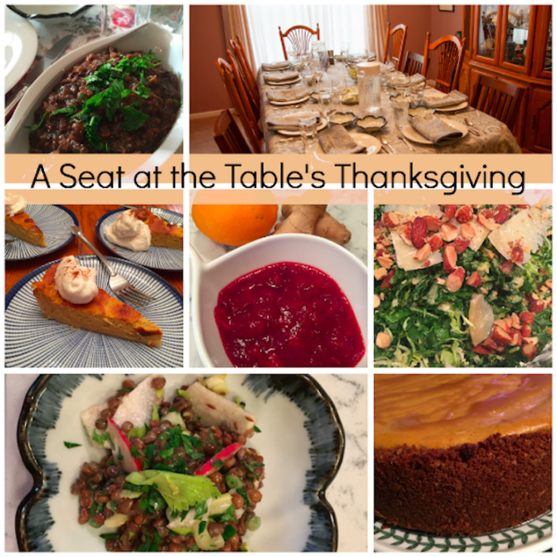 Organizing Thanksgiving