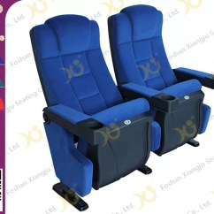 Theatre Room Chairs Hanging Bedroom Chair Ikea Lounge Back Folding Movie Theater With Spring