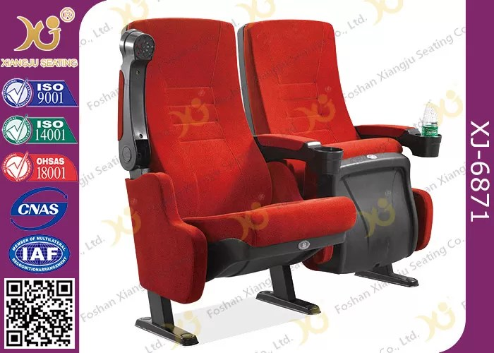 Comfortable Cinema Theater Chairs  Movie Room Chairs With
