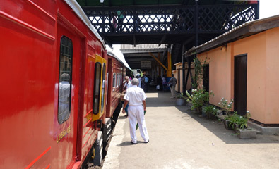 Rambukkana station