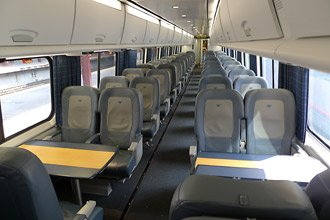 Image result for train with 4 seats facing each other germany