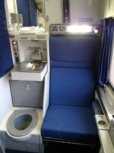 sofa sleeper san francisco loveseat bed a guide to train travel in the usa | coast by ...