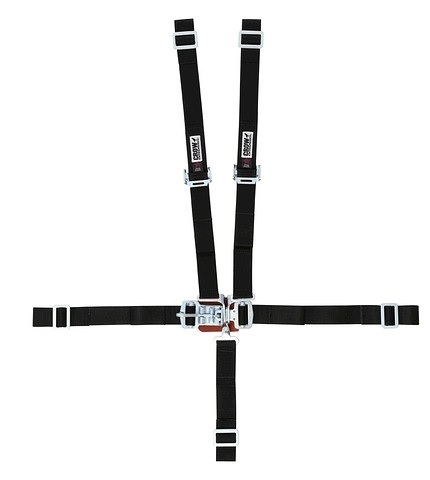 Crow Safety Belts: Off-Road Race Harnesses