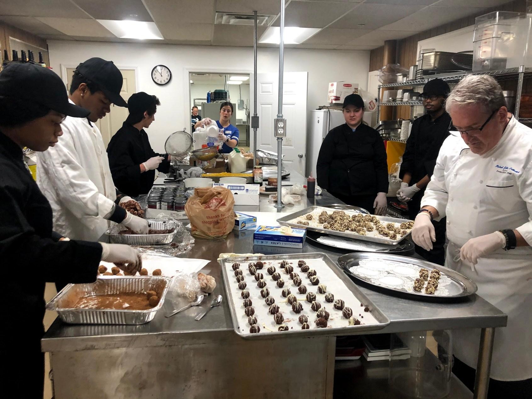 SEAT Center - Culinary Program