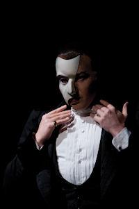 John Owen Jones as The Phantom