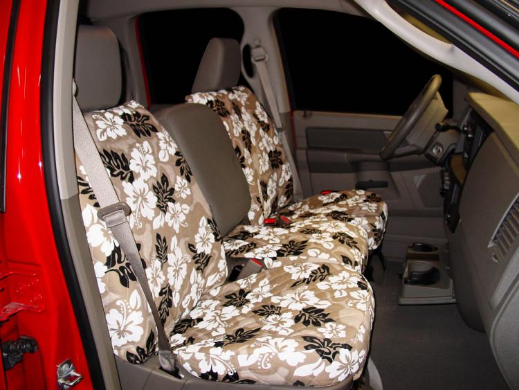 chair cover express hawaii fabric to dining room seats chevrolet seat covers custom chevy hawaiian