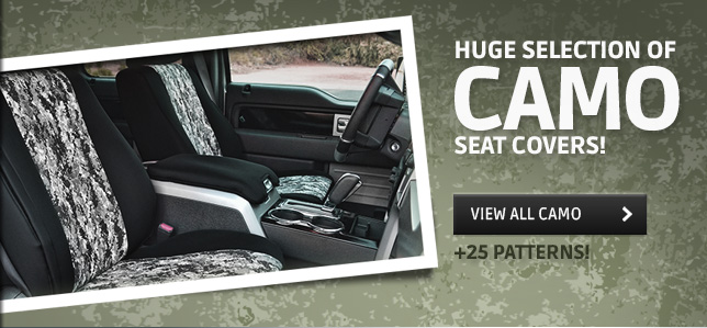 Auto seat covers