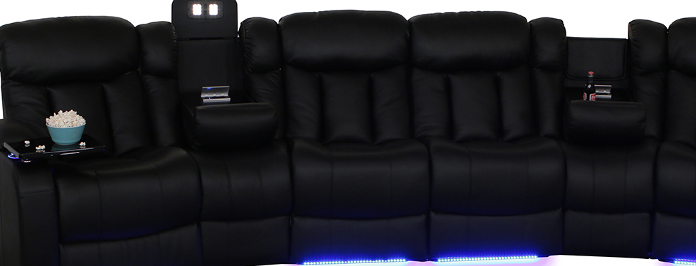 home theater leather sofa liquidators toronto grenada lx | seatcraft