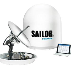 SAILOR 600 VSAT Ka System