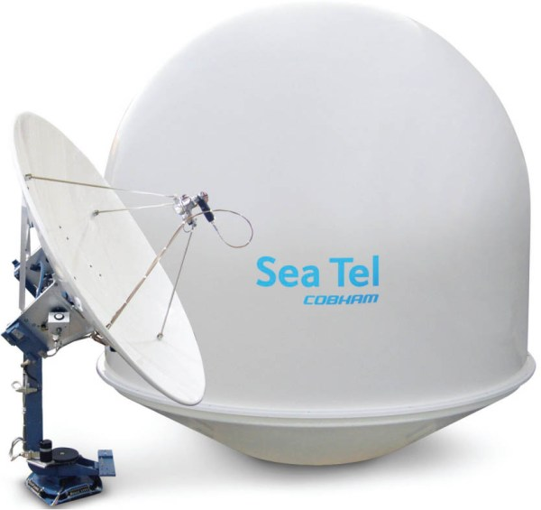 Sea Tel 9797X
