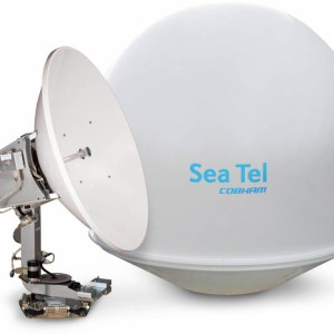 Sea Tel 4004 Satellite TV