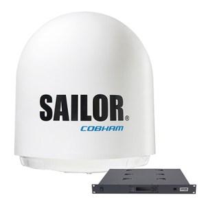 SAILOR 900 VSAT Ka System