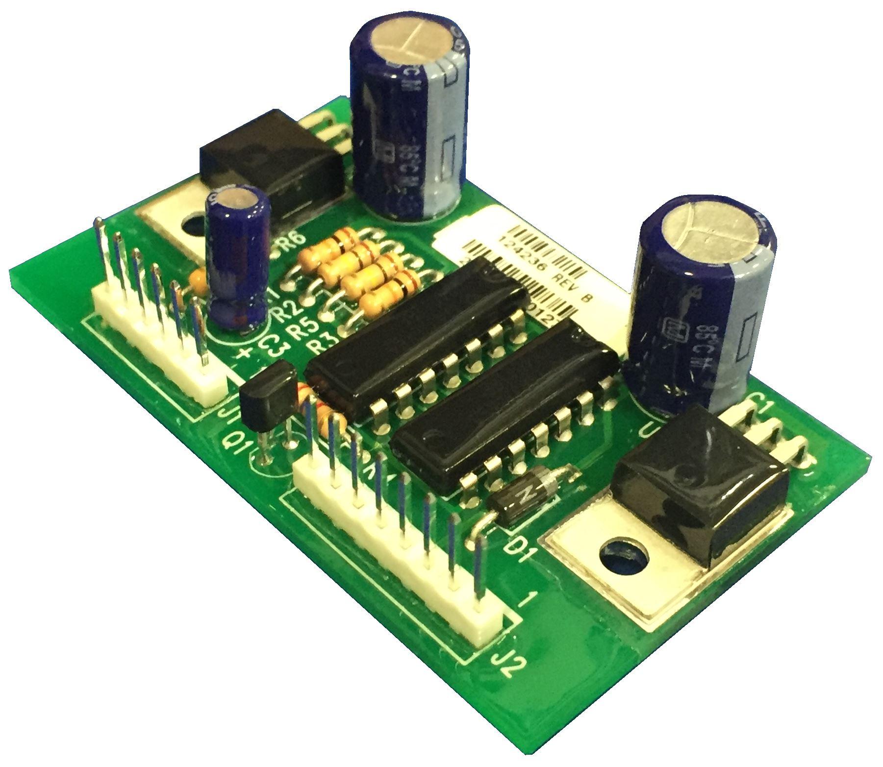 PCB ASSY, Dual Antenna ARBITRATOR