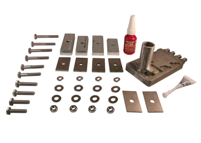 Replacement Kit, Quad LNB, XX04 &6003A/6004