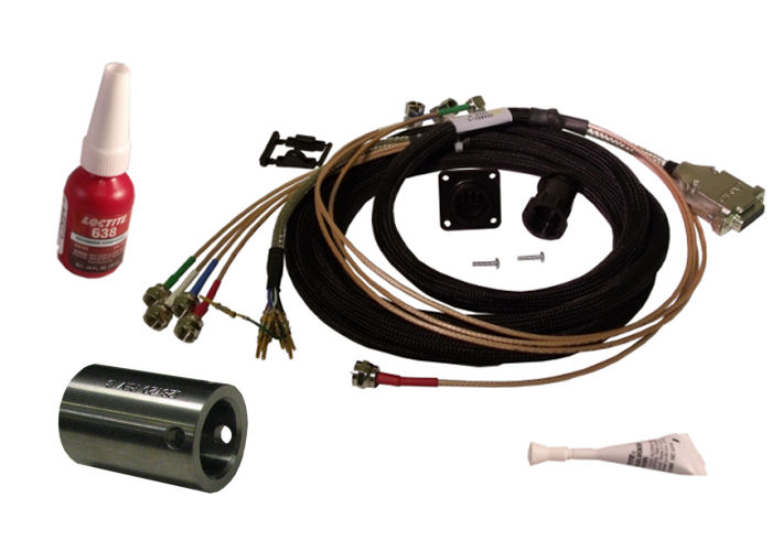 Enhancement Interface Harness W/Spindle kit, C18