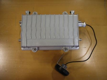 CPU Incl. GPS Antenna F/ SAILOR 90 World