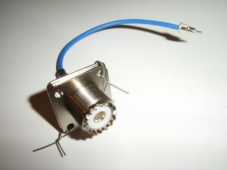 Cable, Coax W/SO239 Conn. L=130
