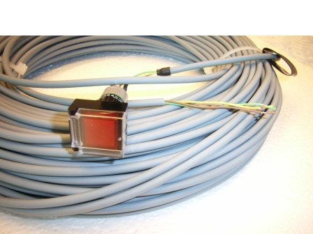 Cables with alarm button/SSA