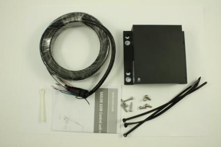 Conn. Box F/CAN BUS   5M CTRL Cable Female conn.