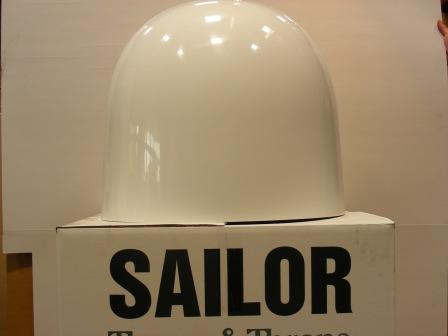 Radome Top FiberGlass F/ Sailor 500 vers B & 55