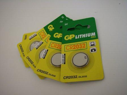 Battery Lithium 3V /0.22Ah