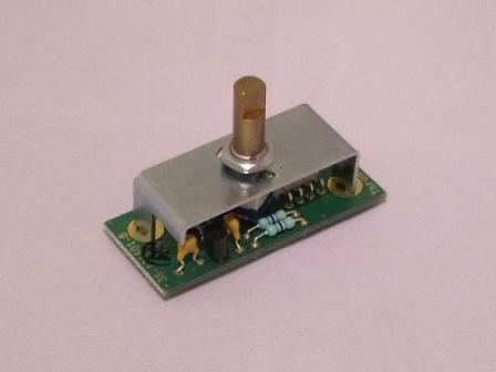 PCB, light con. Board