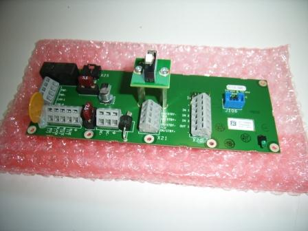 Charger & Control Board F/6195A