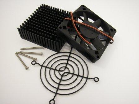 Kit Fan for HPA / F77 55