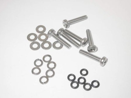 Kit Screws for dome/ F33