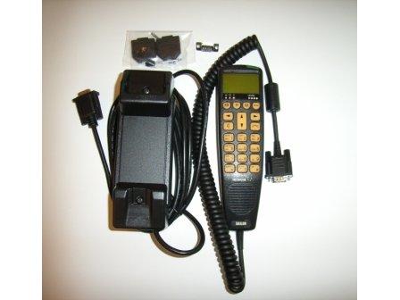 Iridium Control Handset w.Cradle & 3,0 m Cable