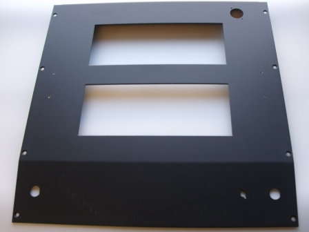 Front Plate for Console, 6000