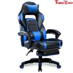 Pu Leather Office Chair Covers For Hire Parties Executive Racing Ergonomic Headrest High Density Foam Seat