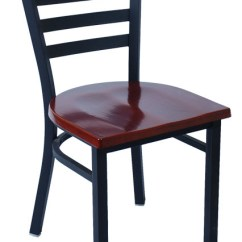 Ladder Back Chair Target Cushions Kitchens Metal Restaurant