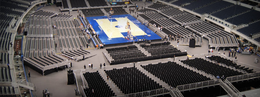 dallas cowboys folding chairs recliner lift seating solutions at cowboy's stadium | auditorium