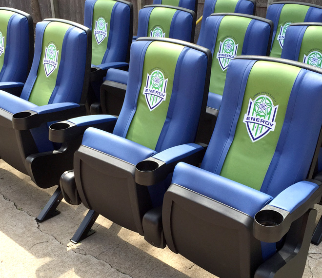 Seating Solutions  Suite  VIP Seating  Retractabale Seating