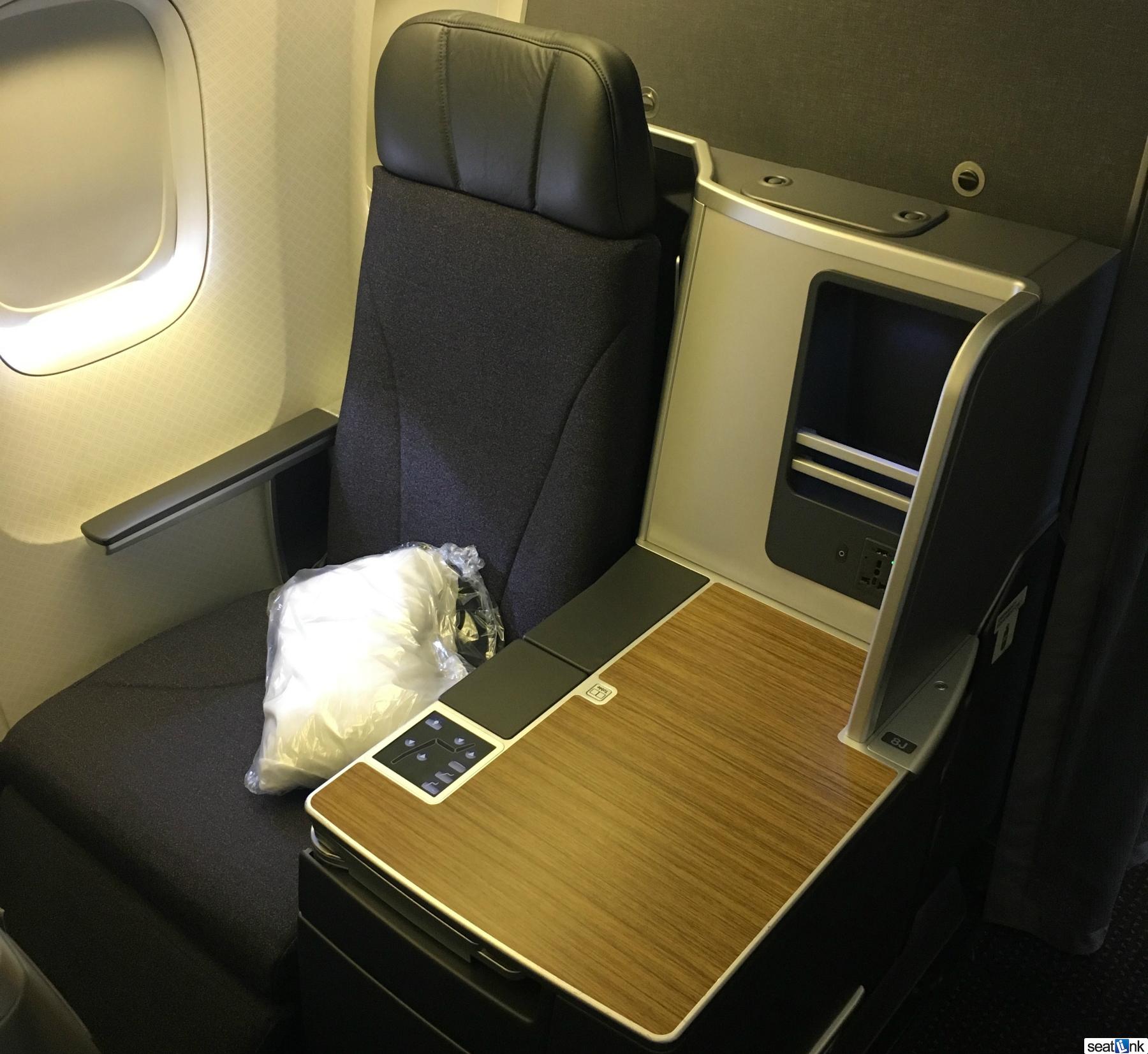AA 767-300 Business Class