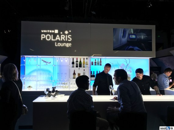 The Polaris lounge/bar