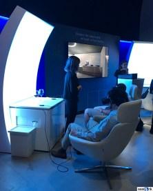The Polaris VR experience