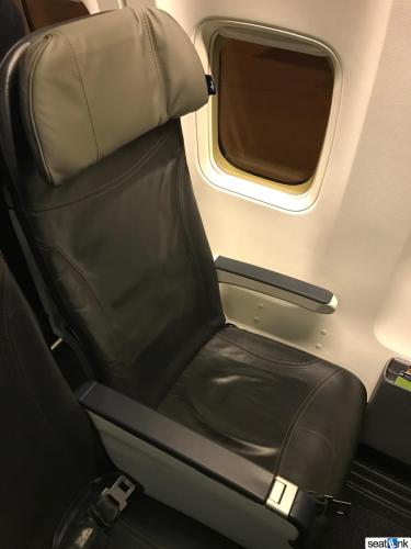 You'll recognize these as the same seats, just with new headrest covers