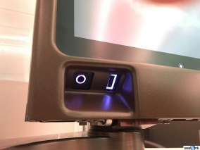 USB charging port now located on the IFE screen
