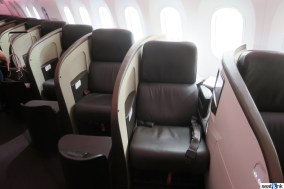 Virgin Atlantic 787-9 Upper Class seats